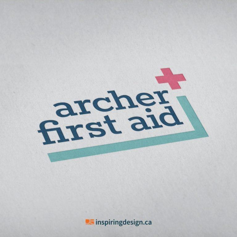 Archer First Aid Logo