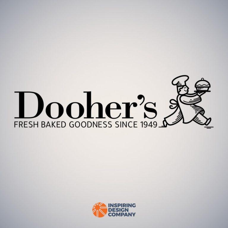 Dooher's Bakery Logo Design