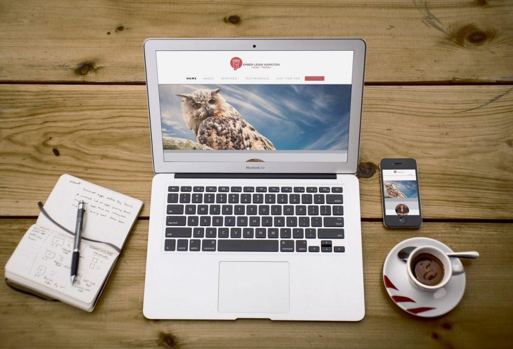 ELH Law Website